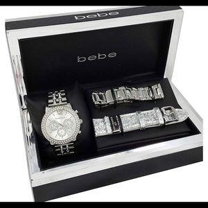 Bebe Women's Watch with gift box